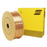 Esab Welding 1382F05 Solid Wire - SPOOLARC 86 Welding Wire
