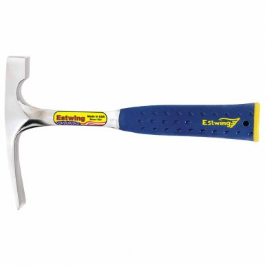 Estwing E3-24BLC Bricklayer or Mason's Hammers
