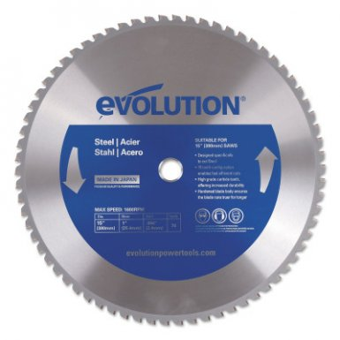 Evolution 15BLADE-ST Industrial Saw Blades
