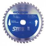 Evolution 185BLADE-ST TCT Metal-Cutting Blades