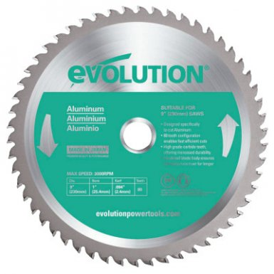 Evolution 10BLADEST TCT Metal-Cutting Blades