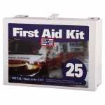 First Aid Only 6086 25 Person Industrial First Aid Kits