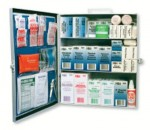 First Aid Only 6155 3-Shelf Industrial First Aid Stations