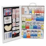 First Aid Only 6175 4-Shelf Industrial First Aid Stations
