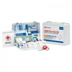 First Aid Only 90560 ANSI A Type III Weatherproof Bulk First Aid Metal Kits