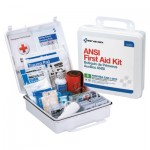 First Aid Only 90566 ANSI B Type III Weatherproof 50 Person Bulk First Aid Kits