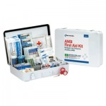First Aid Only 90567 ANSI B Type III Weatherproof 50 Person Bulk First Aid Kits