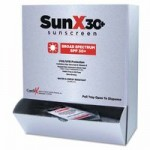 First Aid Only 18-325 SunX30 Sunscreen Lotion Packets