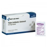First Aid Only 12-725 Triple Antibiotic Ointment