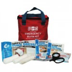 First Aid Only 3030 Water Jel Soft Pouch Burn Kit