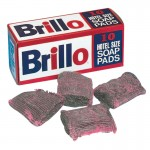 Franklin W240000 Brillo Steel Wool Soap Pads