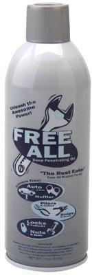Gasoila Chemicals RE12 Gasoila Chemicals Free All Deep Penetrating Oils