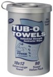 Gasoila Chemicals TW90 Gasoila Chemicals Tub-O Towels Multi Purpose Towels