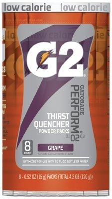 Gatorade 13167 G2 Powder Packets