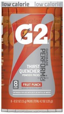 Gatorade 13168 G2 Powder Packets