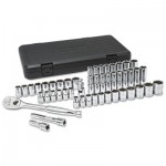 GearWrench 80700D 49-piece 1/2 in Drive 6-Point Socket Sets