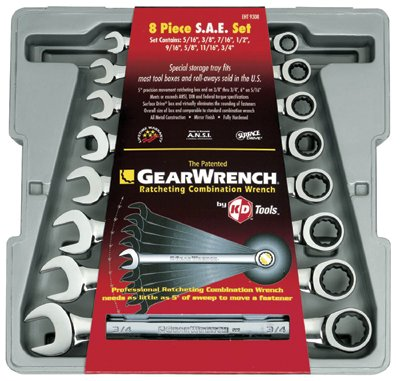 New - Gearwrench 4 Piece Standard Ratcheting Combination | bunda-daffa