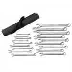 GearWrench 81920 Long Pattern Combination Metric Wrench Sets