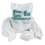 General Supply N250CW01 Wiping Cloths in a Bag