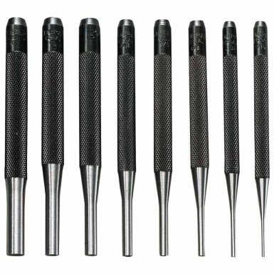 General Tools SPC75 8 Pc. Drive Pin Punch Sets