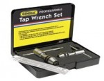 General Tools 165 Ratcheting Tap Wrench Sets
