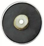 General Tools 376C Shallow Pot Ceramic Magnets