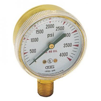 Gentec G20B-F100SP Pressure Gauges