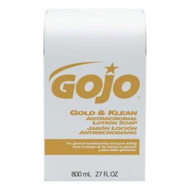 Gojo GOJ912712CT 800-ml Bag-in-Box Refills