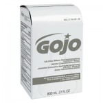 Gojo GOJ921212CT 800-ml Bag-in-Box Refills