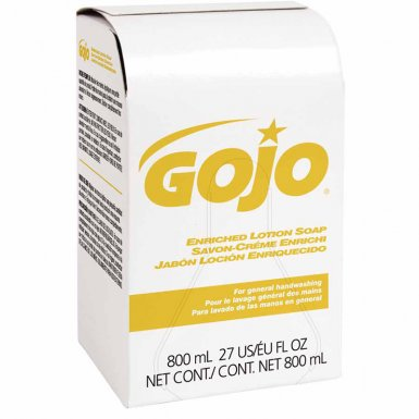 Gojo 9102-12 Enriched Lotion Soaps