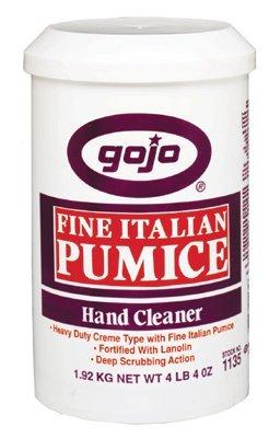 Gojo 1135-06 Fine Italian Pumice Hand Cleaners