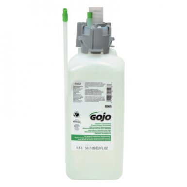 Gojo GOJ856502CT Green Certified Cartridge Refill for CX and CXi Counter Mount Dispenser