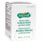 Gojo 9756-06 MICRELL Antibacterial Lotion Soaps