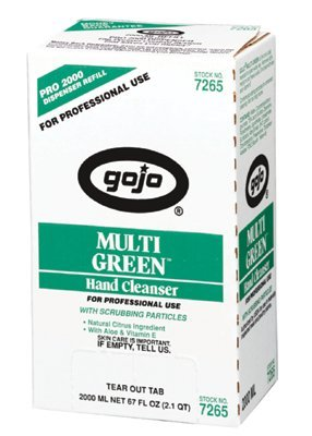 Gojo 7265-04 Multi Green Hand Cleaners