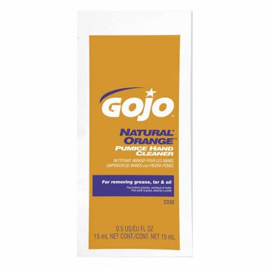 Gojo 2330-01 Natural Orange Pumice Hand Cleaners