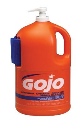 Gojo 0945-04 Natural Orange Smooth Hand Cleaners