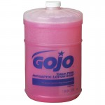 Gojo 1845-04 Pink Antimicrobial Lotion Soaps