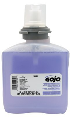 Gojo 5361-02 Premium Foam Handwash with Skin Conditioners