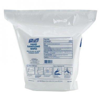 Gojo GOJ911802 PURELL Hand Sanitizing Wipes