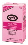 Gojo 7220-04 RICH PINK Antibacterial Lotion Soaps