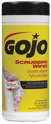 Gojo 6383-06 Scrubbing Wipes