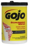 Gojo 6396-06 Scrubbing Wipes