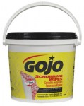 Gojo 6398-02 Scrubbing Wipes