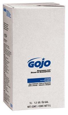 Gojo 7530-02 Shower Up Soap & Shampoo