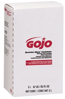 Gojo 7282-04 SUPRO MAX Cherry Hand Cleaners