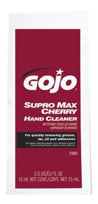 Gojo 7582-02 SUPRO MAX Cherry Hand Cleaners