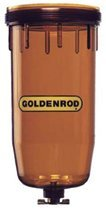 Goldenrod 495-4 Transparent Polymer Replacement Bowls
