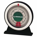 Greenlee 1895 Angle Protractors