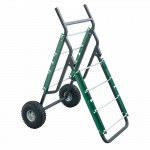 Greenlee 9510 Deluxe A-Frame Wire Carts