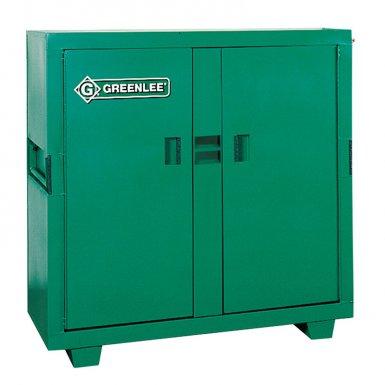 Greenlee 5660L Double Door Utility Cabinet w/Lock Protectors